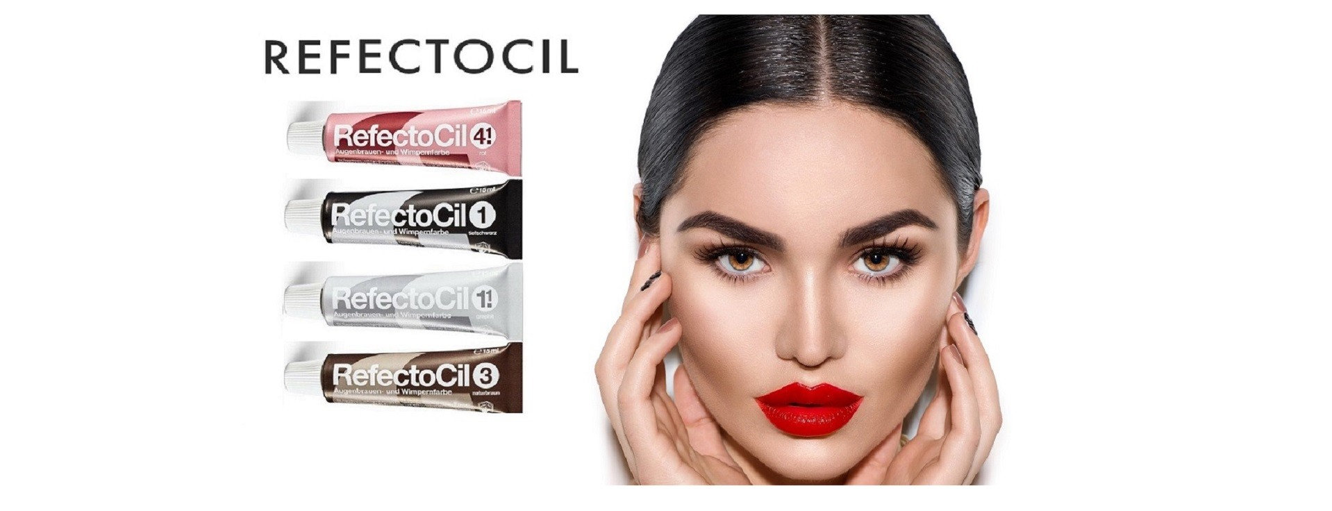 Refectocil Eyelash and Eyebrow Tint